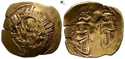 Savoca Coins Andronicus II Gold Hyperpyron Constantinople3,96 g/ 23 mm !GGH7581