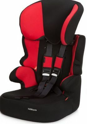 Kiddicare Traffic SP 3 Stage Car Seat and Booster Red