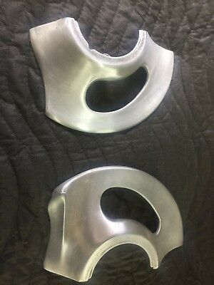 HOBART 410 MEAT SLICER Blade guard Cover Top ( See Pic) and Bottom