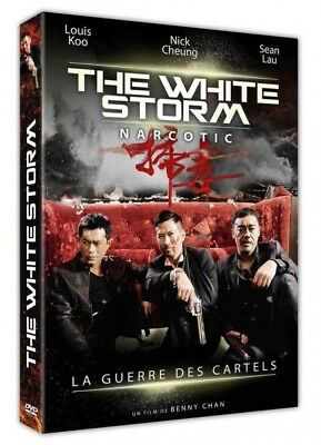 The white storm Narcotic DVD NEUF SOUS BLISTER