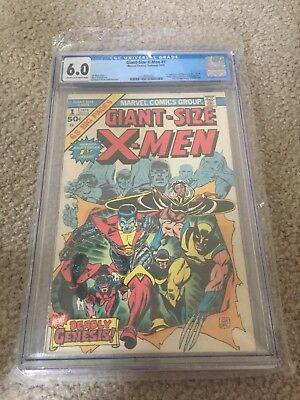 No Reserve !Giant-Size X-Men #1 ([July] 1975, Marvel)