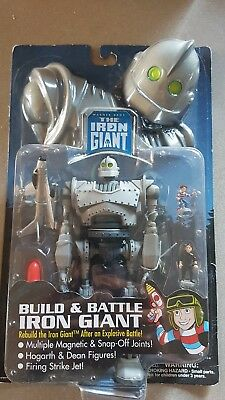 iron giant build and battle action figure