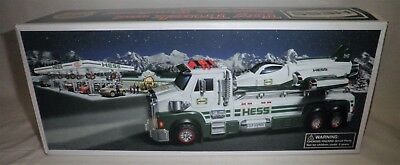 HESS 2014 Truck and Space Cruiser W/ Scout 50th Anniversary NIB Free shipping