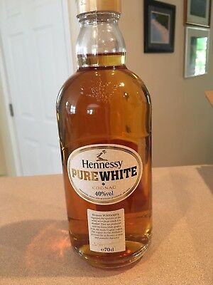 Hennessy Pure White Cognac New & Sealed