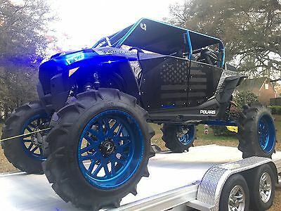 Rzr 1000 Polaris Xp Turbo Lifted Sema Lift Custom 2017 Canam Maverick Ranger Mud