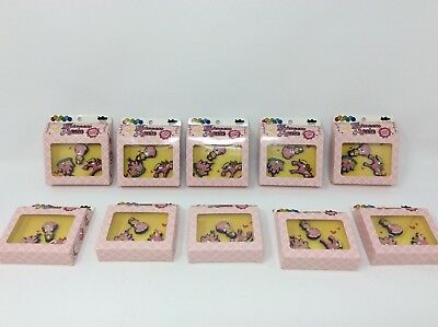 Lot of 30 Jibbits Princess Annie Shoe Charms for Crocs Bracelet ETC New in Box