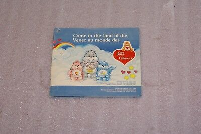 Vintage 1984 Kenner Care Bears Catalog