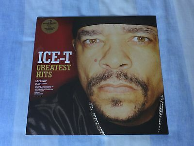 """Ice T Greatest Hits 12"""" Vinyl - Record Store Day - Only 300 Released - Rap - Nwa"""