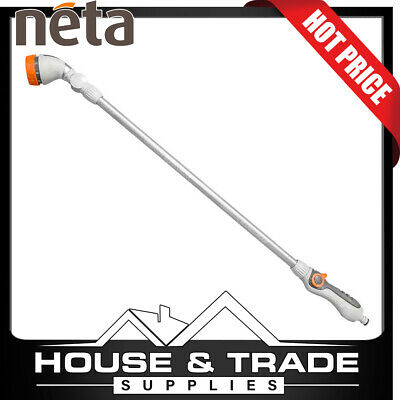 Neta Spray Wand 90cm Garden Multi-Purpose 9 Pattern 180° Swivel MH/SHSW99012