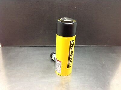 ENERPAC RC-256 Hydraulic Cylinder, 25 tons, 6-1/4in. Stroke