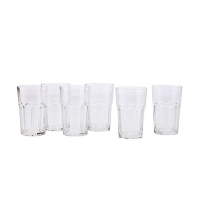 New Maxwell & Williams Faceted Tumblers 310ml Set of 6
