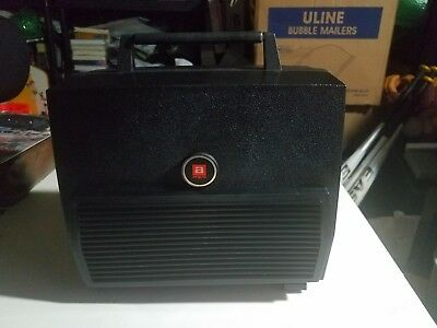 Argus Holiday Dual 866Z 8Mm Super 8 Film Movie Projector With 8 Mm - New