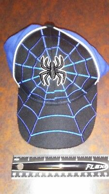 Spiderman hat cap for toddler (age 3 to 8 ish) gently used GOOD condition