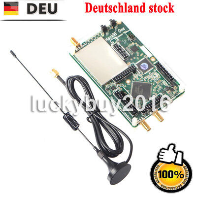 2016 HackRF Two 1 MHz to 6 GHz SDR Platform Software Defined Radio DHL EU stock