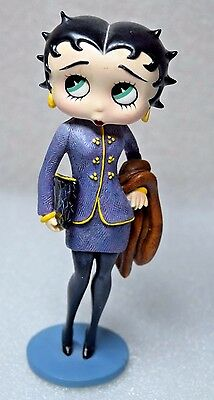 Betty Boop, Thoroughly Modern Betty, Figure / Figurine Fashion Through the Ages