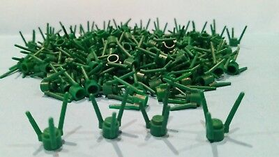 Lego Grass Pieces Lot of 50