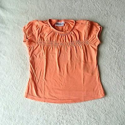 Shirt Tunika orange 86