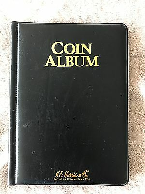 Coin Album - New Padded  20 Pages