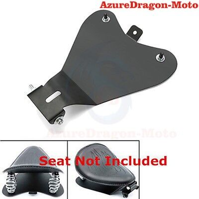 Motorcycle Metal Solo Seat Mounting Baseplate For 1994-2015 Harley Blackline FXS