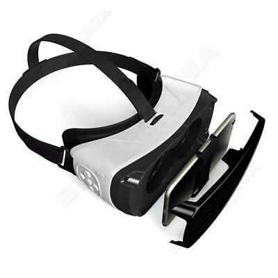 """VR SPACE Virtual Reality Glasses 3D Movie VR Box Play For 3.5~5.5"""" Smartphone"""