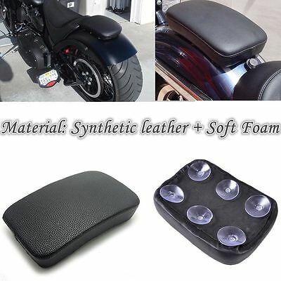 Motorcycle Rear Passenger Seat Cushion 6 Suction Covers Motor Accessories BU