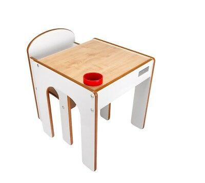 Little Helper NB-FS01M-3-UK Fun Station Toddler Table and Chair Set