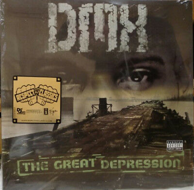 Dmx - The Great Depression  Def Jam  B002354701  New Vinyl