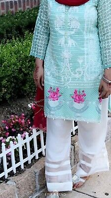 Small Sized Agha Noor With  Slip