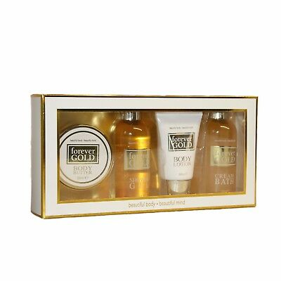 Body Lotion Bath Gift Set Beautiful Body And Mind Christmas Gifts Shower Gel
