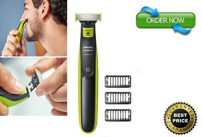 Philips Norelco One Blade Electric Shaver Trimmer Rechargeable Razor For Men New