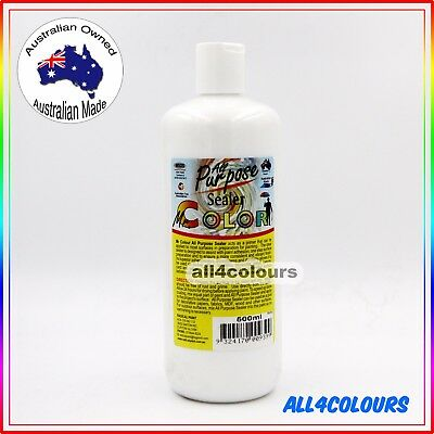 500ml Oz Made Mr. Color All Purpose Sealer from Radical Paint Non Toxic