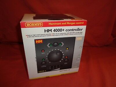 Hornby Hammant and Morgan HM 4000+ R8082A Right Hand Power Controller Unit