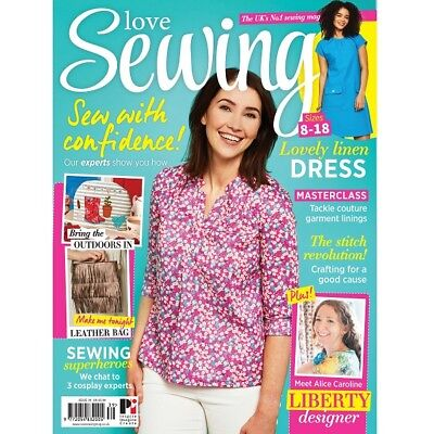Love Sewing Magazine #39