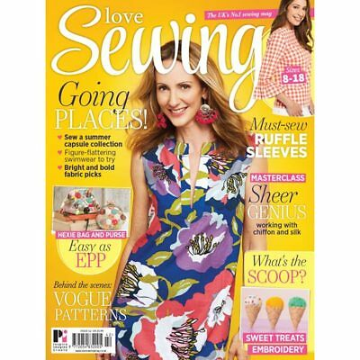 Love Sewing Magazine #42