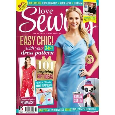 Love Sewing Magazine #32