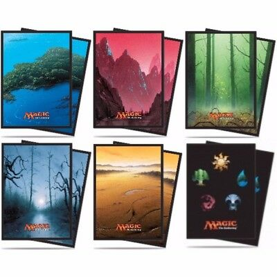 Ultra Pro - Standard Deck Protector - Magic: The Gathering MTG  (80 Sleeves)