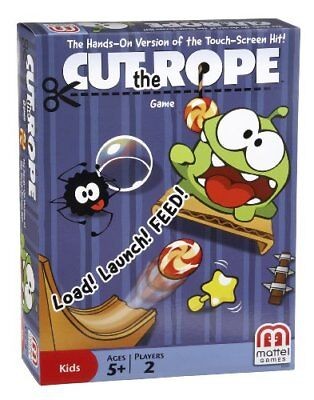Cut The Rope Game X5341-CO MATTEL INC.