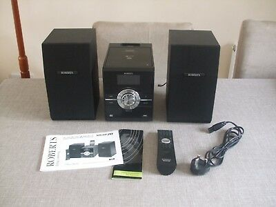 Roberts Sound 70 Digital Stereo Sound System CD / DAB / FM with Dock iPod/iPhone