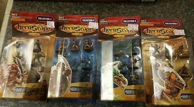 Heroscape Zanafor's Discovery Expansion Sets Wave 4 All Sets New Sealed Complete