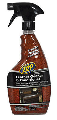ZEP COMMERCIAL CLEANER Bathroom, Hardwood, Leather, Glass Stone Upholstery Metal