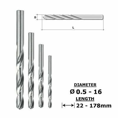 HSS PROFESSIONAL DRILL BIT DIN 338 DRILLS HIGH SPEED DRILL BITS 5 to 8.9mm
