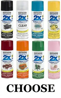 RUST-OLEUM PAINTER'S TOUCH 2X Ultra Cover Wood Metal Plastic