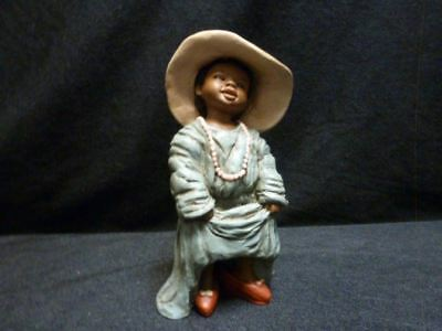 1983 Martha Holcombe All God's Children Vintage Figurine Sasha #111