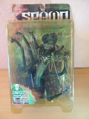 SPAWN Action Figur - VIPER KING Serie DARK AGES McFarlane 1999 OVP TOP RAR MotU