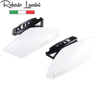 Yamaha Seitenteile side panels YZF 250; 2010-2013 Acerbis Made in Italy