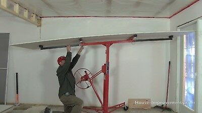 Troy Professional Drywall and Panel Hoist