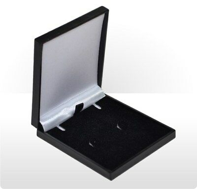 Leatherette Jewellery Gift Presentation Satin Lined For Pendant or Earrings Box