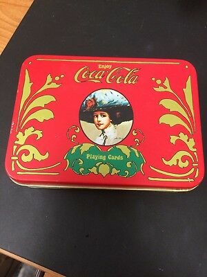 Vintage - Coca-Cola Playing Cards (Two Decks)