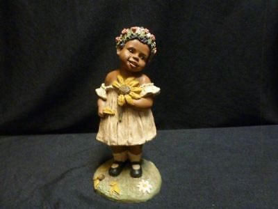 1986 Martha Holcombe All God's Children Vintage Figurine Sunshine #46