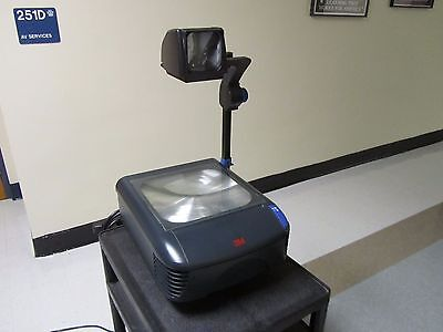3M 1800 Overhead Projectors (NOT WORKING for parts)